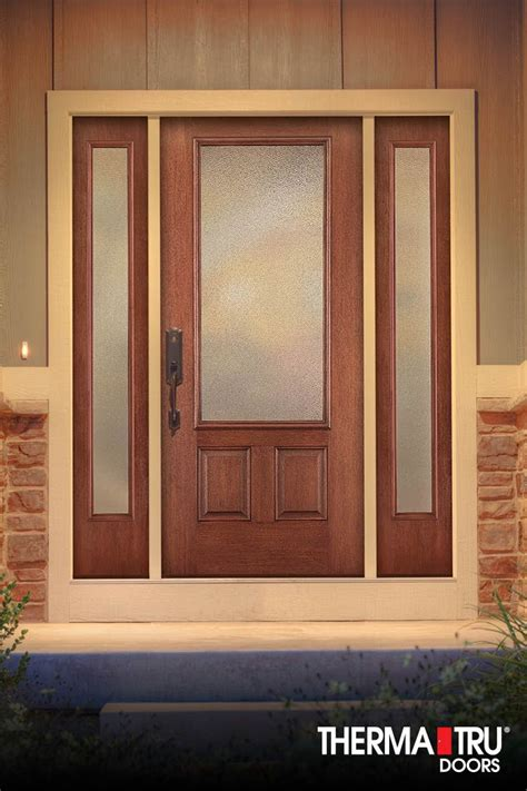 thermatru exterior doors 18 best classic craft mahogany collection images on