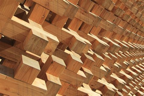 woodworking expo look inside the japan pavilion at expo milan 2015