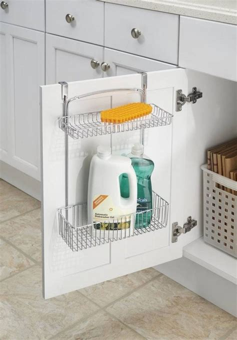 organizing the kitchen sink the kitchen sink organizing ideas and storage solutions
