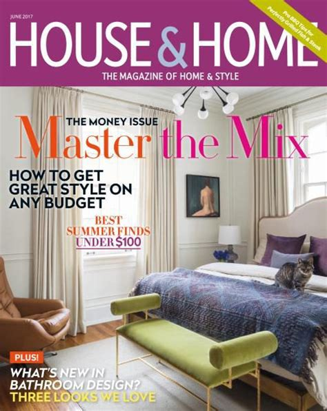 house and home magazine house home june 2017 pdf free