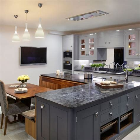working kitchen designs 10 of the best working family kitchen ideas