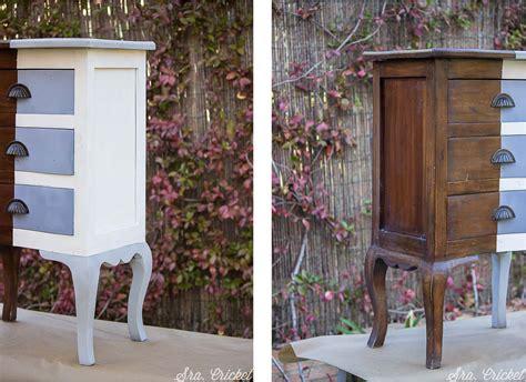chalk paint pintar muebles pintar un mueble con chalk paint en spray en media hora
