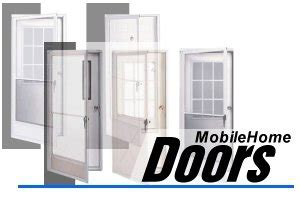 used mobile home doors exterior outswinging doors inswinging doors water heater doors