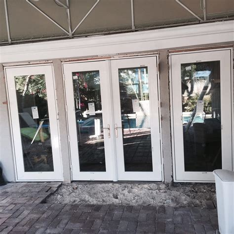 hurricane patio doors how to select the right impact doors hurricane resistant