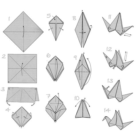 origami crane diy origami crane mobile havven