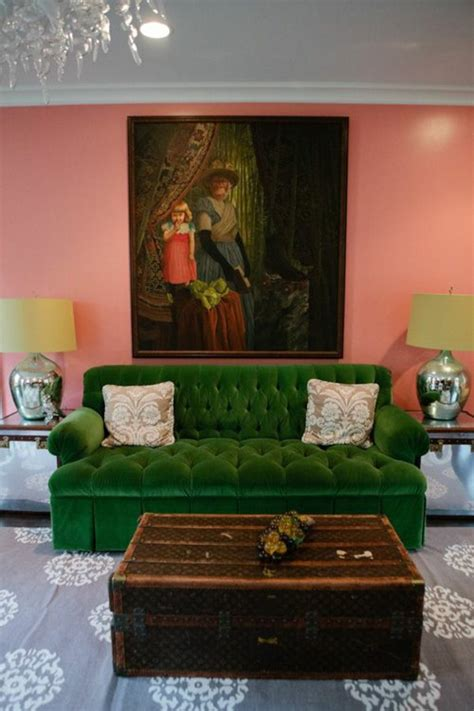 66 Green Sofas In Various Shapes And Designs ? Fresh Design Pedia