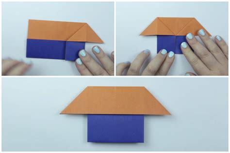 easy origami house easy origami house tutorial