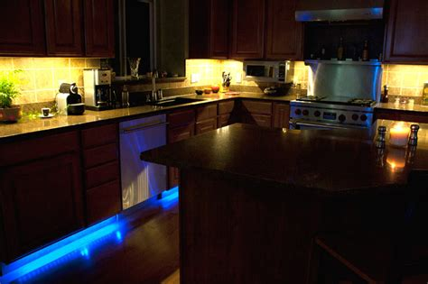 led lights for kitchen kitchen led home design