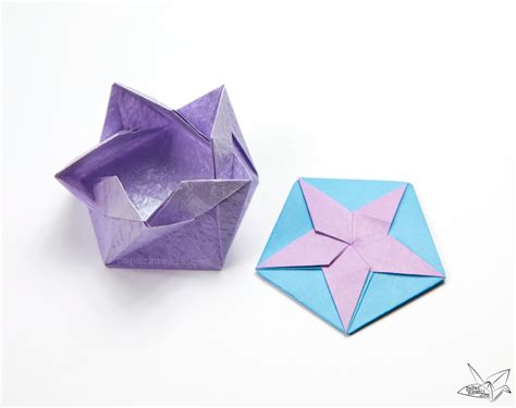 origami intermediate origami white tato tutorial philip chapman bell