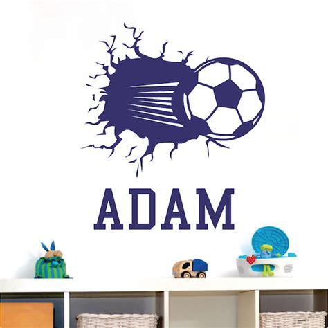 soccer wall stickers soccer wall stickers vinyl wall sticker decal soccer