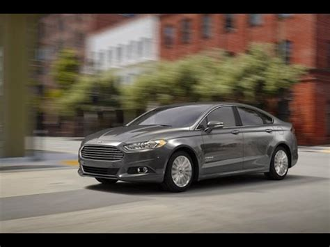 Ford Fusion Reviews 2015 by Ford Fusion Hybrid 2015 Car Review