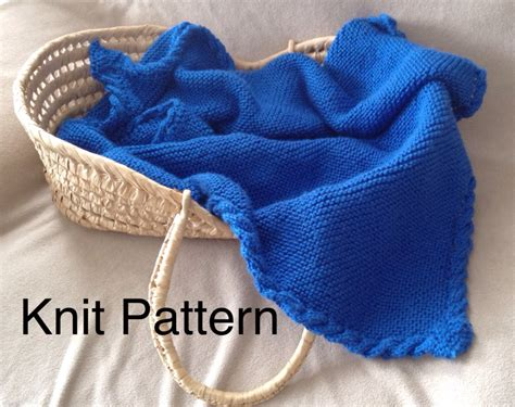 knit baby boy blanket knit baby blanket pattern warm baby afghan with a cable