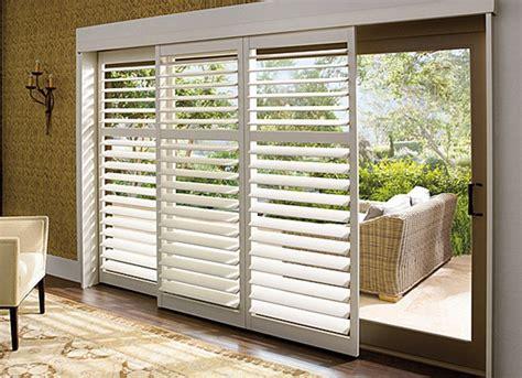 window coverings for patio door window treatments for sliding doors centsational