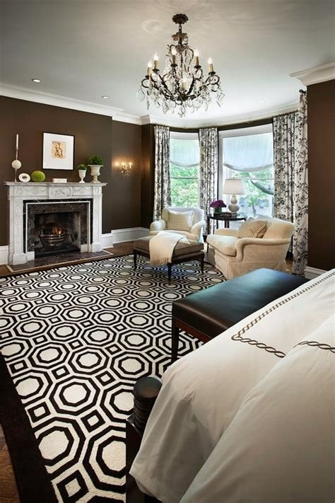 brown and black bedroom designs evil s office monaco interiors