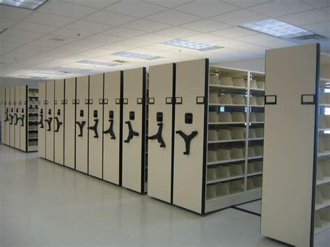 high density shelving mobile shelving mobilstor rolling high density storage