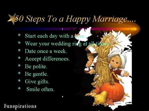 happy marriage 50 steps to a happy marriage