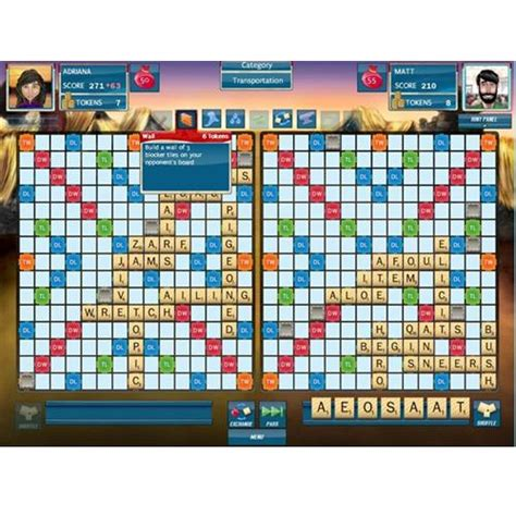 Scrabble Plus Crossword Pc Computer Windows Xp