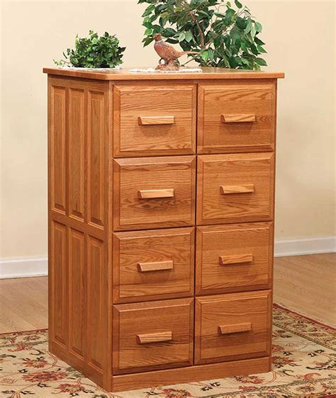 wood file cabinets for home facrac woodcraft file cabinet guide