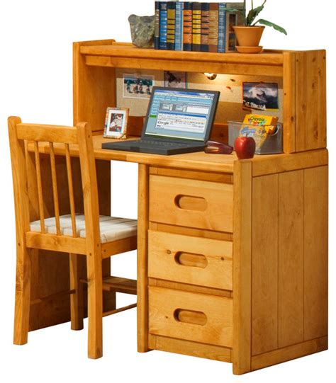 student desk for home chelsea home 3 drawer student desk with hutch and chair in