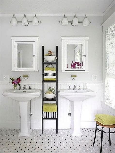 bathroom sinks with storage 20 sweet bathrooms with pedestal sinks messagenote