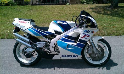 Suzuki Rgv 250 by Road Titled 1991 Suzuki Rgv250 For Sale