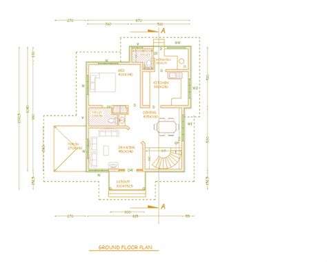 house plans in kerala with 4 bedrooms uu27itu two bedroom house plans in kerala