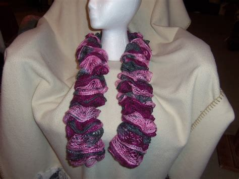 loom knit ruffle scarf 117 best images about my loom knit items on