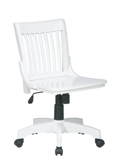 white wood desk chairs office chairs white office chair