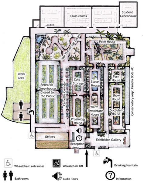 conservatory floor plans conservatory floor plan the botanic garden of smith college