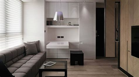 tiny apartment living small apartment design overcomes space problems clutter