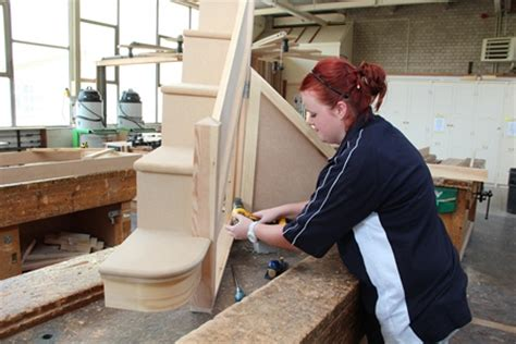 woodworking colleges carpentry and joinery
