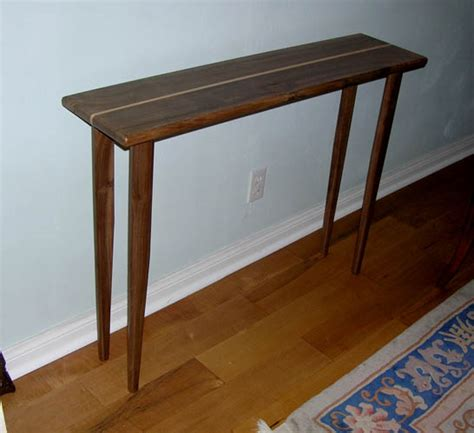 sofa table woodworking plans woods make cool beginner woodshop projects learn how