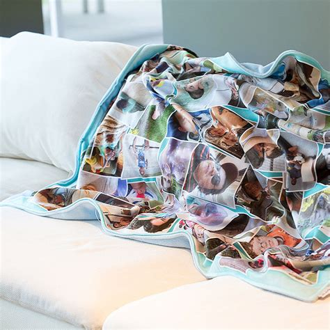 photograph blanket photo blankets uk personalised blankets with photo collage