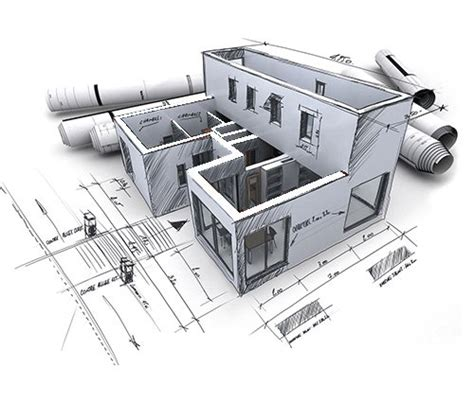3d drafting 2d 3d cad services company india architectural drawing
