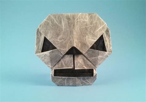 skull origami origami skulls and skeletons page 1 of 2 gilad s