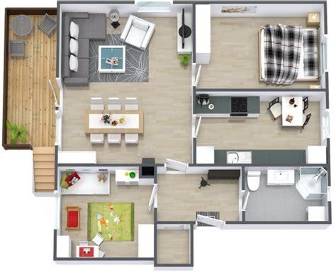 2 bedroom apartment house plans deezner