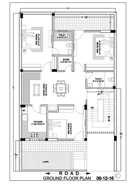 building floor plan 30 215 50 house map floor plan ghar banavo