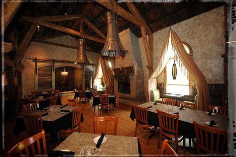 Glass Top Dining Room Set brecksville burntwood tavern