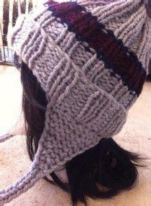 loom knit earflap hat pattern 25 best ideas about loom knit hat on loom