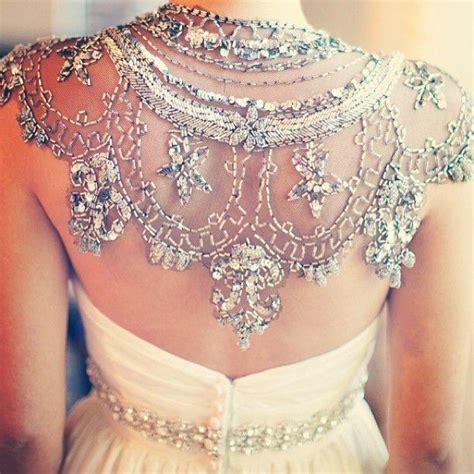 Dress Wedding Gown Beaded Cape 2026743 Weddbook