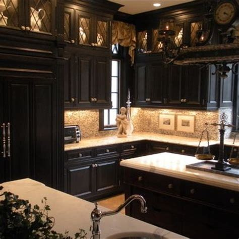 small kitchen with black cabinets 17 best ideas about black kitchen cabinets on