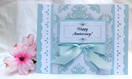 make an anniversary card handmade anniversary cards and other card ideas