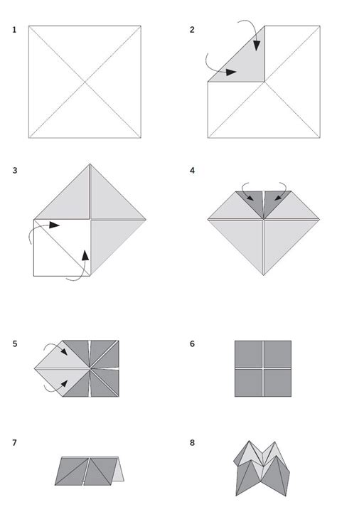 fortune tellers origami 208 best cootie catchers images on paper