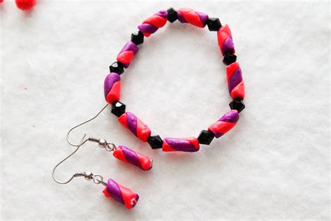 how to make polymer clay jewelry how to make polymer clay 9 steps with pictures