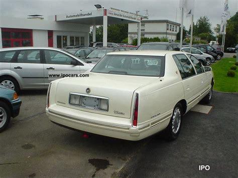 Cadillac 32v Northstar by 1998 Cadillac D Elegance 32v Northstar Car Photo