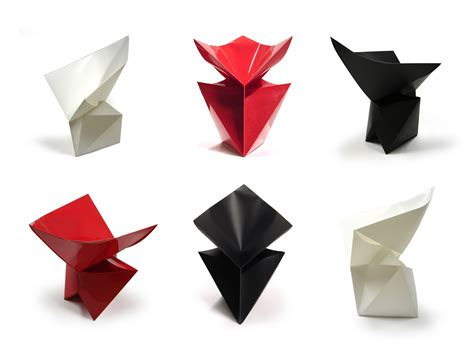 origami chair move around with your origami chair the anonimiss files