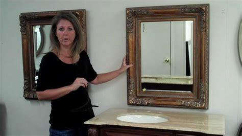 what is a bathroom vanity how to choose the sized vanity mirror to go with