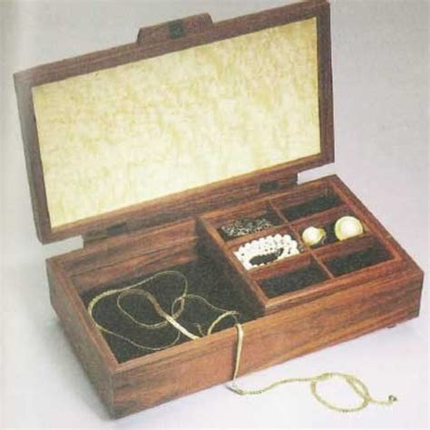 jewelry box woodworking plans woodworker s journal heirloom jewelry box plan rockler
