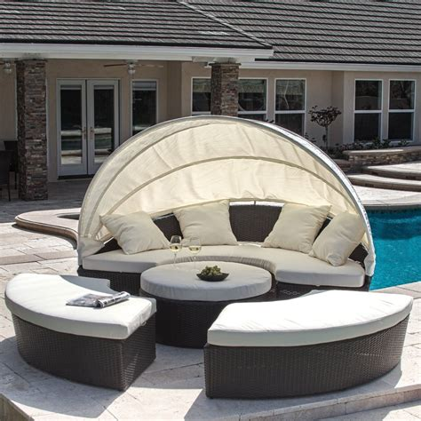Wilson Fisher Patio Furniture by Outdoor Furniture Circular Couch Roselawnlutheran
