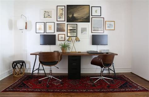 two person home office desk two person desk design for your wonderful home office area